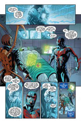 Spider-Man 2099 8 6