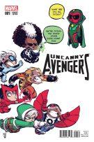 Uncanny Avengers #1 2