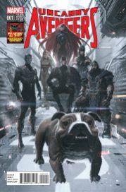 Uncanny Avengers #1 4