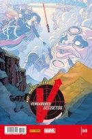 Vengadores Secretos 48 (Panini)