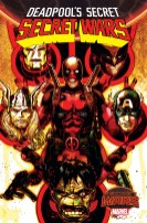 DEADPOOL'S SECRET SECRET WARS #1 (OF 4) Harris