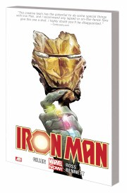 IRON MAN VOL. 5: RINGS OF THE MANDARIN TPB