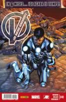 Los Nuevos Vengadores v2, 48 (Panini)