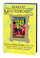 MARVEL MASTERWORKS: LUKE CAGE, HERO FOR HIRE VOL. 1 HC