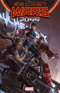 Secret Wars 2099 portada