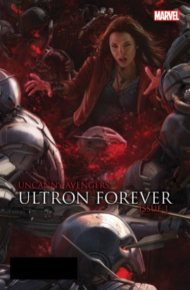UNCANNY AVENGERS: ULTRON FOREVER #1 - AU MOVIE CONNECTING VARIANT A