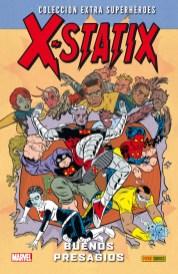 Colección Extra Superhéroes 47. X-Statix 1 (Panini)