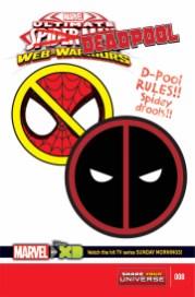 MARVEL UNIVERSE ULTIMATE SPIDER-MAN: WEB WARRIORS #8