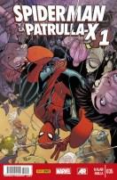 Spiderman y La Patrulla-X 35 (Panini)