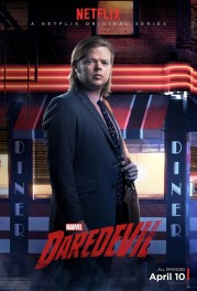 poster personajess - foggy nelson