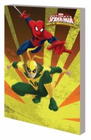 MARVEL UNIVERSE ULTIMATE SPIDER-MAN: WEB WARRIORS VOL. 2 DIGEST
