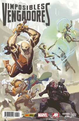 Imposibles Vengadores 27 (Panini)