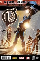 Los Vengadores v4, 52 (Panini)