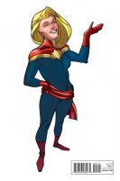Captain Marvel & the Carol Corps 1 9