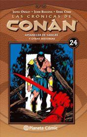 Las Cronicas de Conan 24 (Planeta)