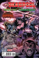 Mrs. Deadpool and the Howling Commandos 1 1