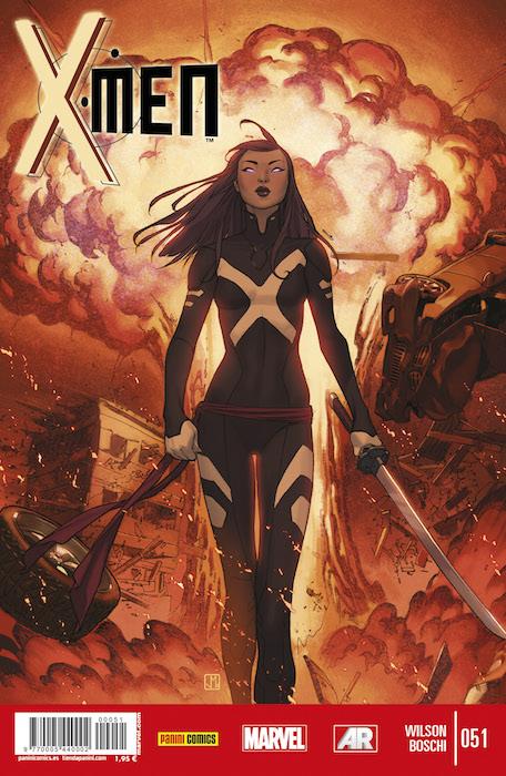 X-Men v4, 51 (Panini)