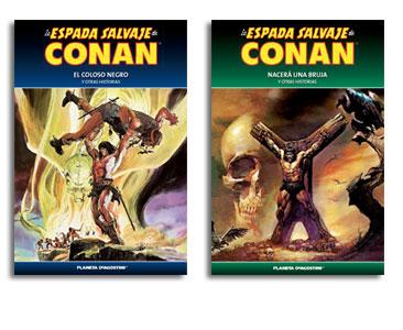 La espada salvaje de Conan 2 y 3