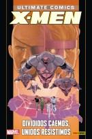 Coleccionable Ultimate 88. X-Men 18: Divididos caemos, Unidos resistimos (Panini)