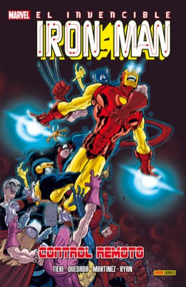 El Invencible Iron Man: Control Remoto (Panini)
