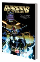 GUARDIANS OF THE GALAXY VOL. 4: ORIGINAL SIN TPB