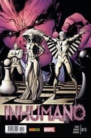 Inhumano 13 (Panini)