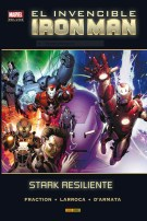 Marvel Deluxe. El Invencible Iron Man 4 (Panini)