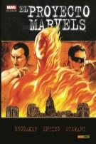 Marvel Deluxe. El Proyecto Marvels (Panini)