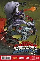 Nuevo Capitán América 54 (Panini)