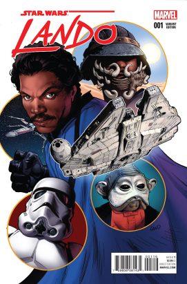 Star Wars Lando 1 6