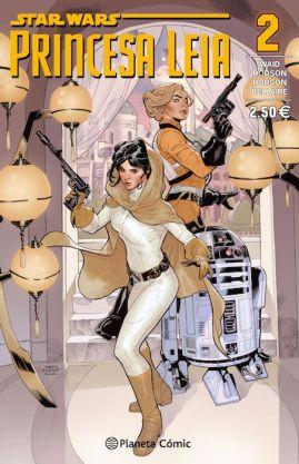 Star Wars Princesa Leia 2 (Planeta)