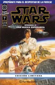 Star Wars Saga Completa 7 (Planeta)