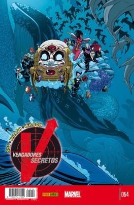 Vengadores Secretos 54 (Panini)