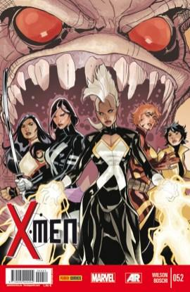X-Men v4, 52 (Panini)