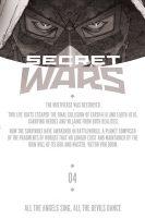 secret wars 4 4