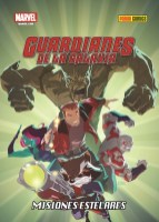 Guardianes de la Galaxia: Misiones Estelares (Panini)