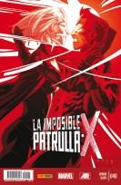 La Imposible Patrulla-X 40 (Panini)