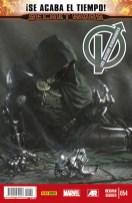 Los Nuevos Vengadores v2, 54 (Panini)