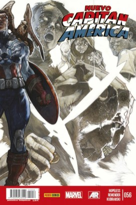 Nuevo Capitán América 56 (Panini)