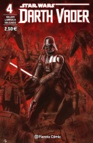 Star Wars: Darth Vader 4 (Planeta)