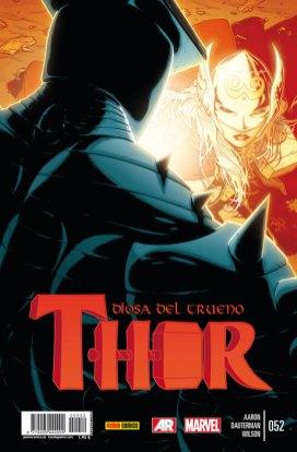Thor: Diosa del Trueno 52 (Panini)