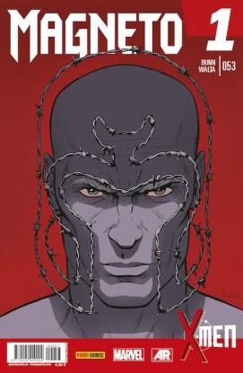 X-Men v4, 53: Magneto 1 (Panini)