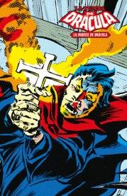 Marvel Limited Edition. La Tumba de Drácula: La muerte de Drácula (Panini)
