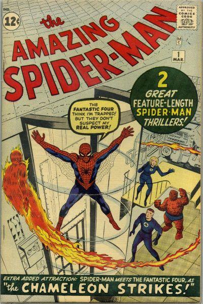 The Amazing Spider-Man 1