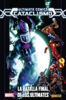 Coleccionable Ultimate 97. Cataclismo: La batalla final de los Ultimates (Panini)