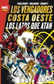 Marvel Gold. Los Vengadores Costa Oeste: Los lazos que atan (Panini)