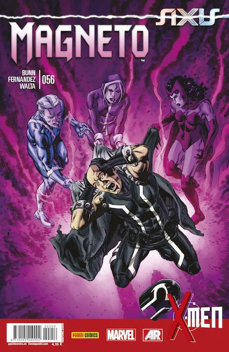 X-Men v4, 56 (Panini)