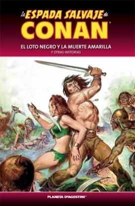 La Espada Salvaje de Conan 19 (Planeta)