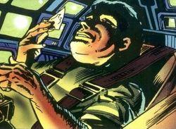 """Wild Cards Nº 3 USA (Epic, 1990) desvelaba el misterio de la poderosa Tortuga, el """"as"""" creado por George R.R. Martin cuya plasmación gráfica en el cómic correría a cargo de Barry Kitson."""