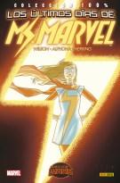 100% Marvel. Ms. Marvel 3 (Panini)